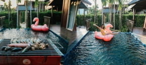 The Cinnamon Pool Villa, พัทยา