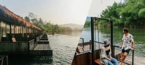 The River Life Resort, กาญจนบุรี