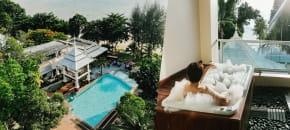 Anyavee Tubkaek Beach Resort, กระบี่