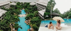 Ravindra Beach Resort, พัทยา