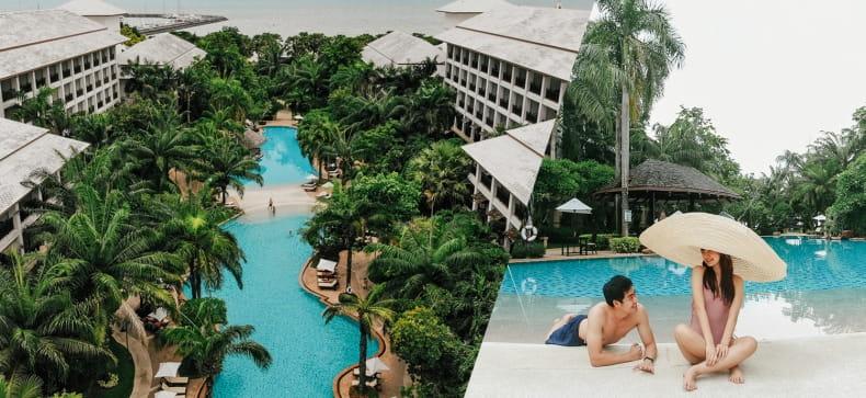 Ravindra Beach Resort, พัทยา
