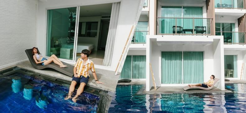 Prima Wongamat Hotel, พัทยา