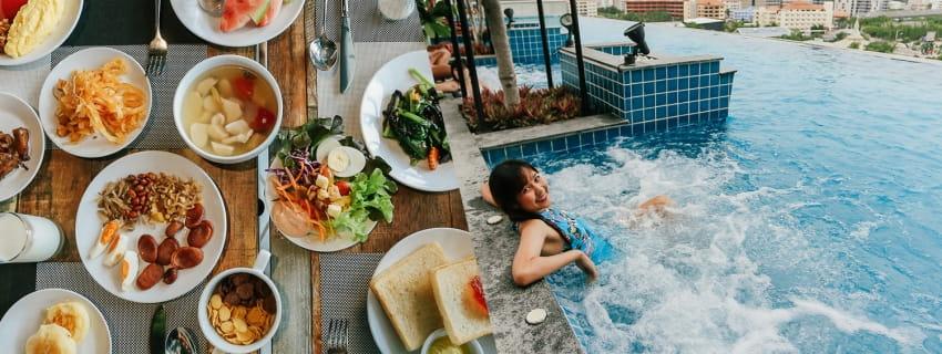 T Pattaya Hotel, พัทยา