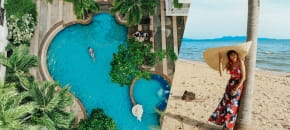 Sea Breeze Jomtien Resort, พัทยา