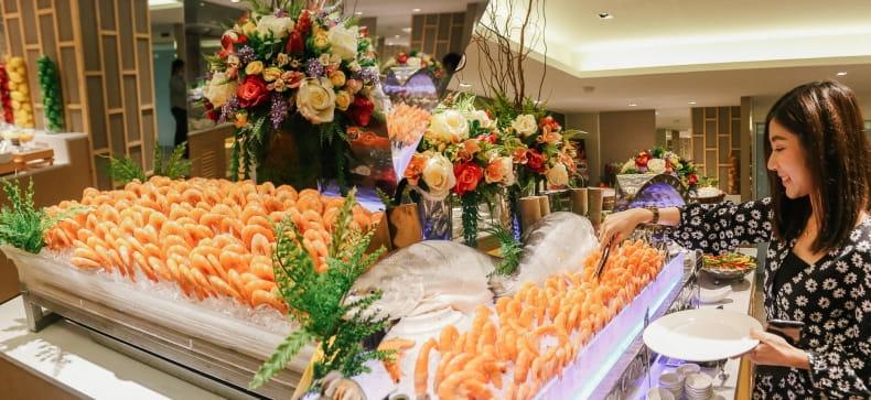 Seafood Buffet M Pattaya