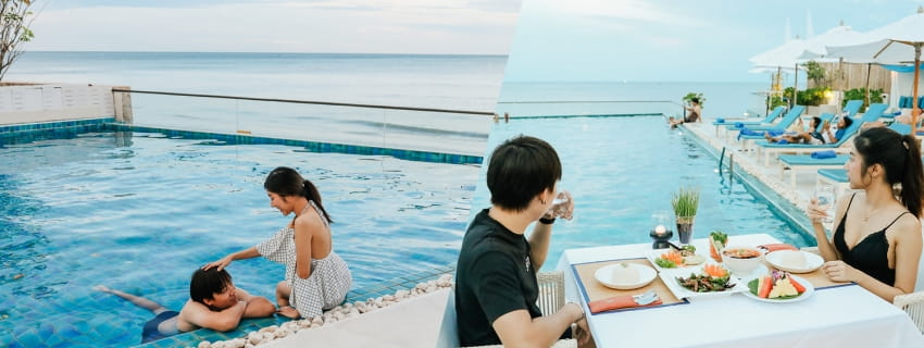 The Rock HUA HIN Beachfront, หัวหิน