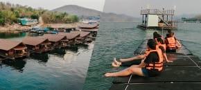 Siam Silver lake, กาญจนบุรี