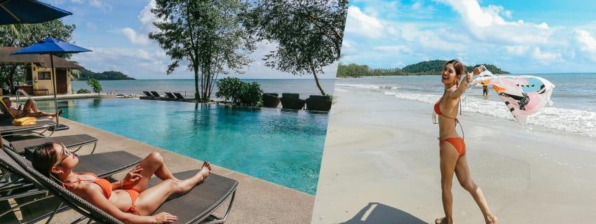 Centara Chaan Talay Resort & Villas, ตราด