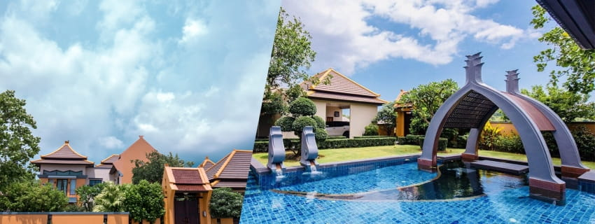 The Signature Pool Villa, พัทยา