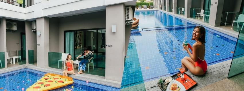 Hotel J Residence Pattaya, พัทยา
