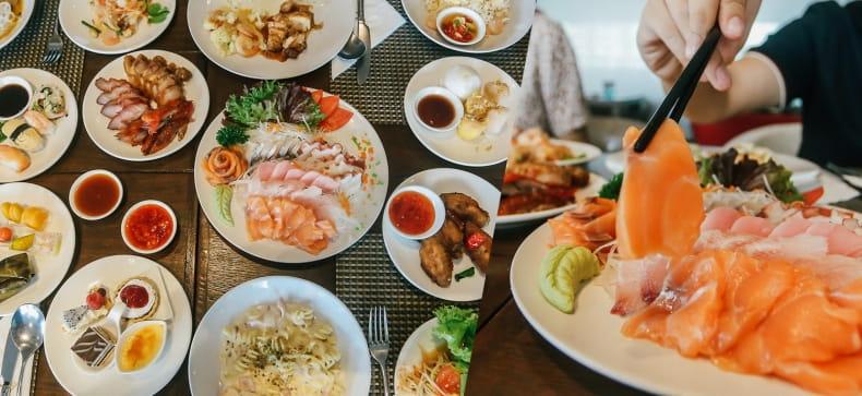 Lunch Buffet @S 31 , กรุงเทพ