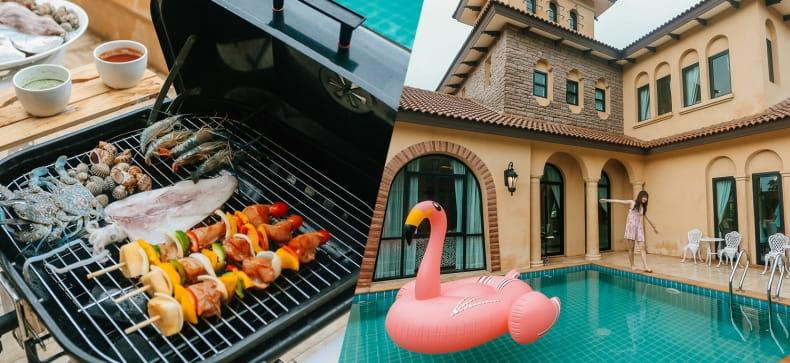 Nusa Chivani Pool Villa,พัทยา