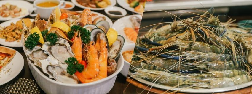 Dinner Buffet @S 31 , กรุงเทพ