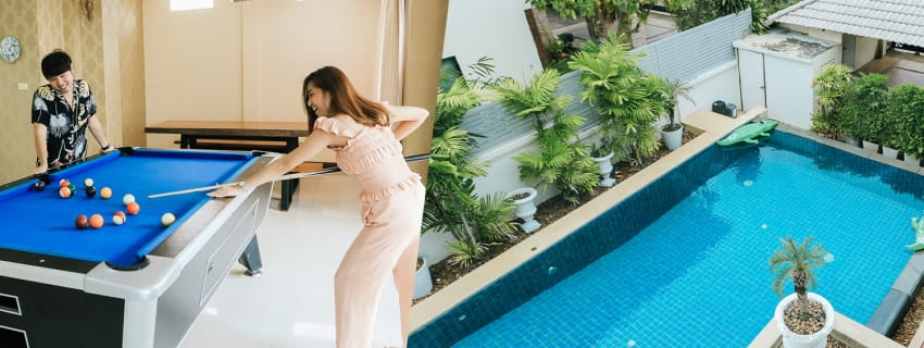 The Signature Pool Villa, พัทยา