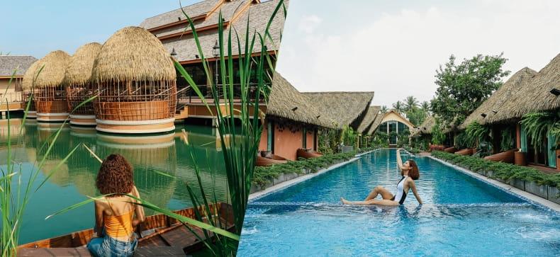 Khum Dumnoen Resort, ราชบุรี