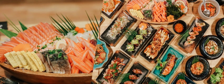 Okami Sushi Premium Buffet, กรุงเทพ
