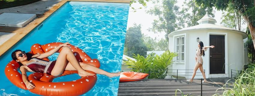 Vorona Resort, กาญจนบุรี