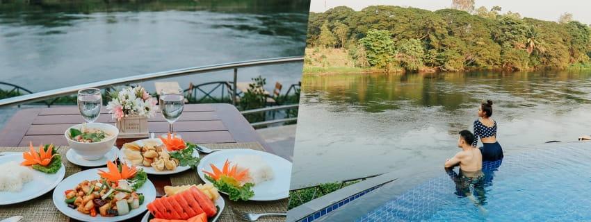 Princess River Kwai, กาญจนบุรี