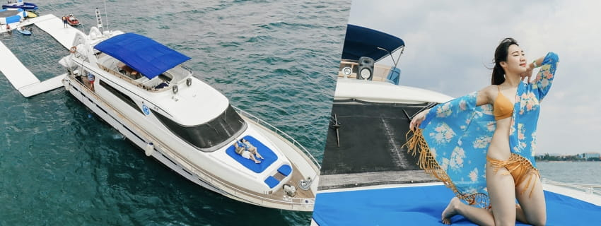 Ocean Escape Yacht Charter, พัทยา