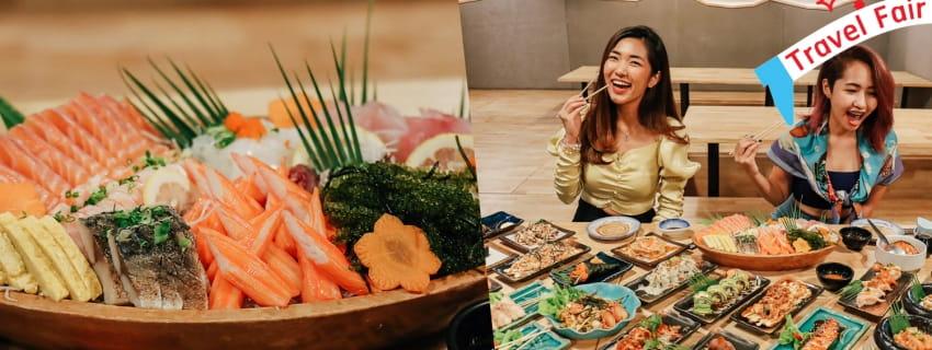 Okami Sushi Premium Buffet