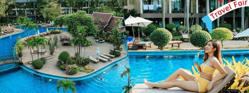 The Green Park Resort, พัทยา