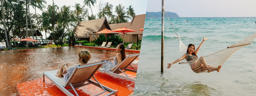 Koh Kood Paradise Beach, เกาะกูด