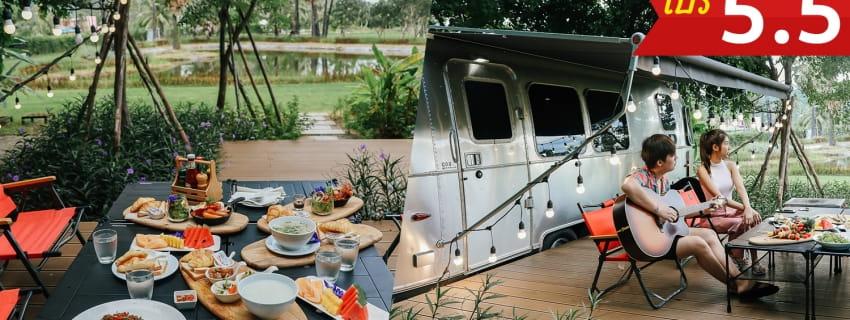 AirStream Campsite, ปราณบุรี