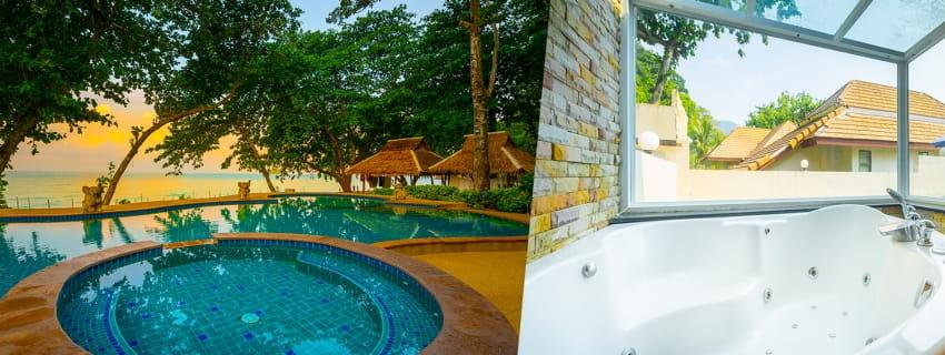 Siam beach resort, เกาะช้าง
