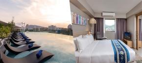 Oakwood Hotel Journey Hub Phuket