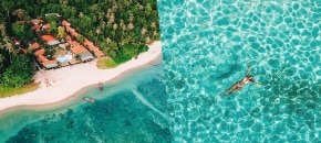 Adang Island Resort, สตูล