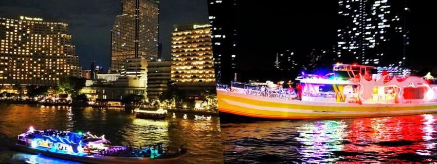 Yodsiam Boat, ล่องเรือเจ้าพระยา