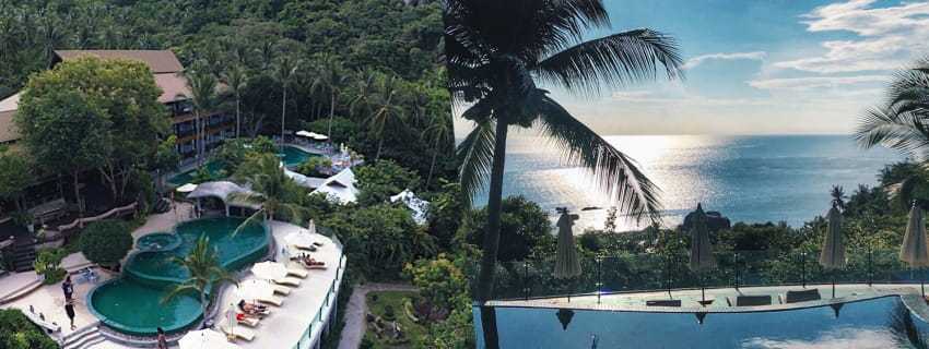 Tanote Villa, เกาะเต่า