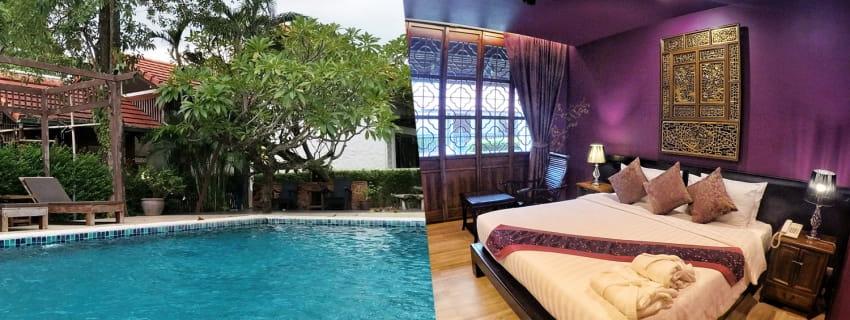 Tharaburi Resort, สุโขทัย