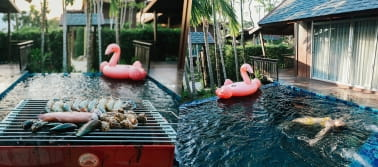 Forest Pool Villas, พัทยา