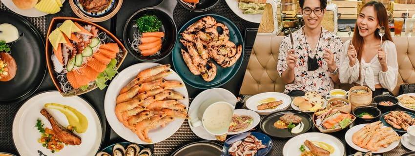A One Bangkok Hotel (Dinner)