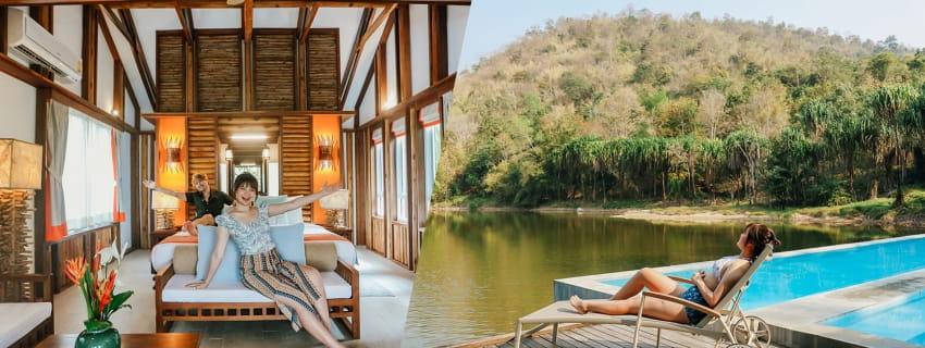 Home Phutoey River Kwai, กาญจนบุรี