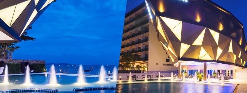 Rodina Beach Hotel, พัทยา
