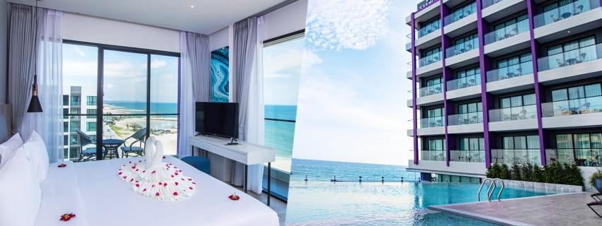 Fortune Saengchan Beach Hotel, ระยอง