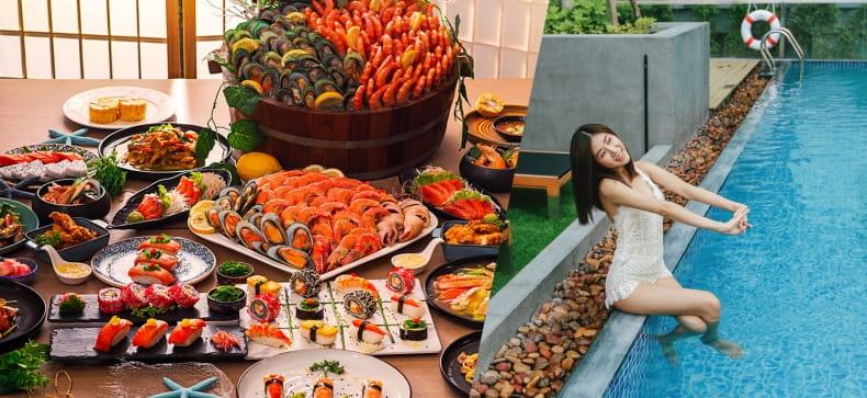 M Pattaya Hotel, พัทยา