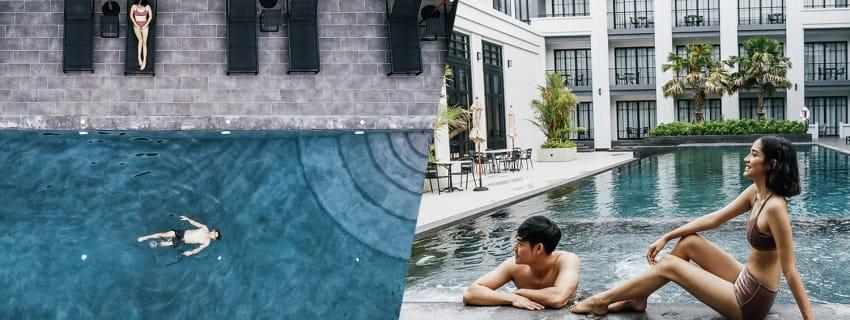 One Patio Hotel, พัทยา