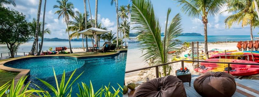 Away Koh Kood Resort, เกาะกูด
