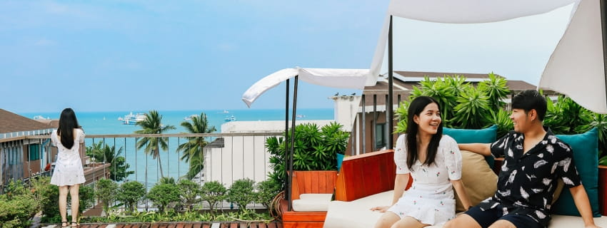 Aya Boutique Hotel, พัทยา