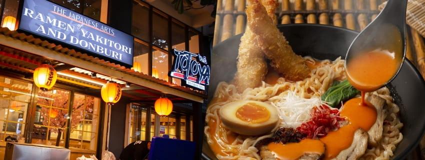 Totoya Ryoricho, กรุงเทพ