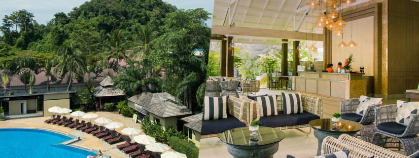 Krabi La Playa Resort, กระบี่