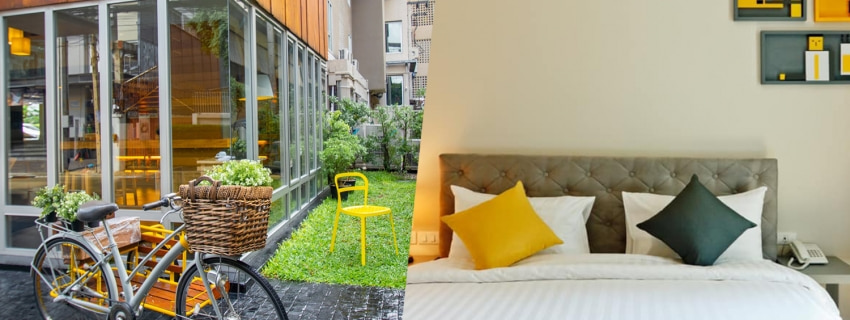 Lemontea Hotel, กรุงเทพ