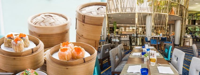 Chatrium Hotel Riverside, Bangkok (River Barge Restaurant)
