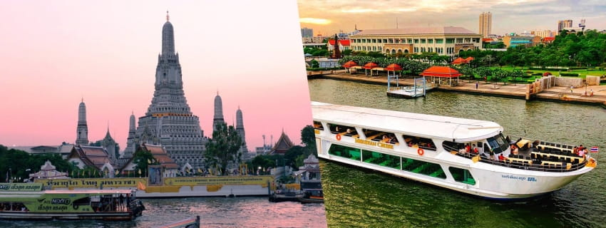 Meridian Cruise, เรือเจ้าพระยา