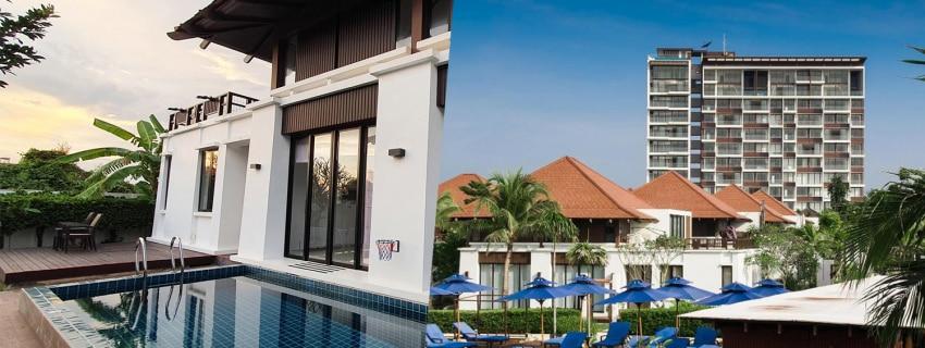 The Oriental Beach Resort, ระยอง