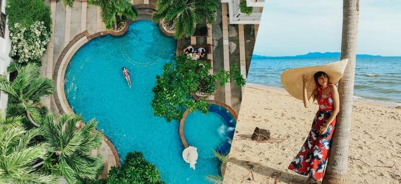Sea Breeze Jomtien Resort, พัทยา