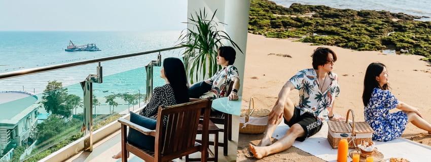Royal Beach View Suites, พัทยา
